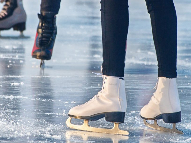 #VeryValdosta Ice Skating