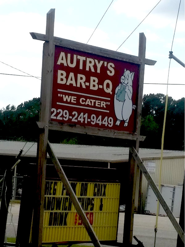 Autry's Bar-B-Q