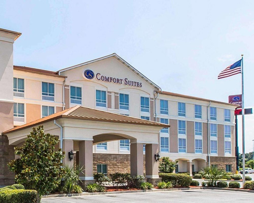 Comfort Suites  (Williams Grp)
