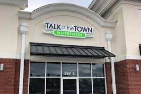 Talk of the Town Nutrition
