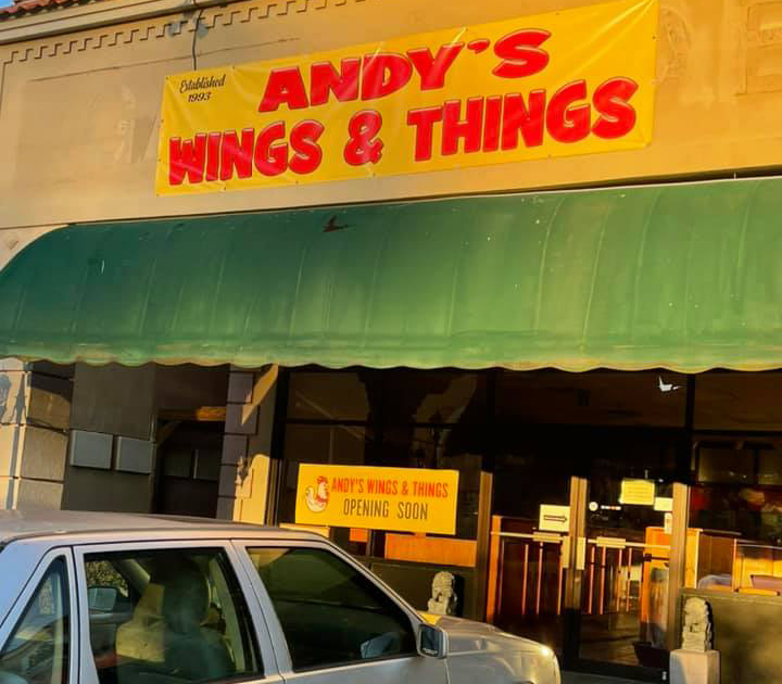 Andy's Wings and Things