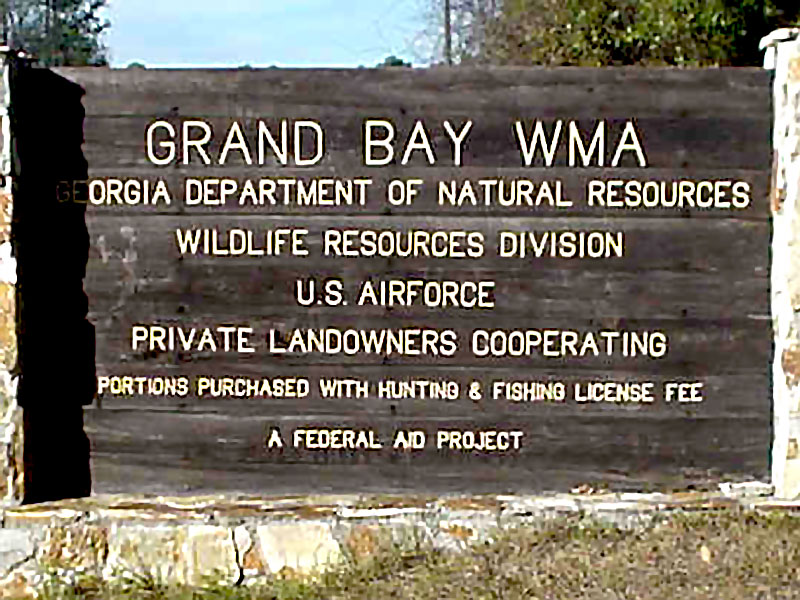 Grand Bay Wildlife Management Area