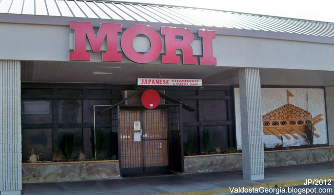 Mori Japanese Steakhouse & Sushi Bar