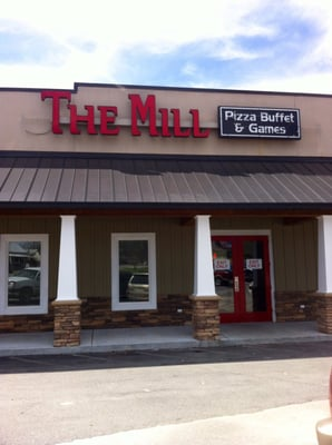 The Mill Pizza Buffet & Games